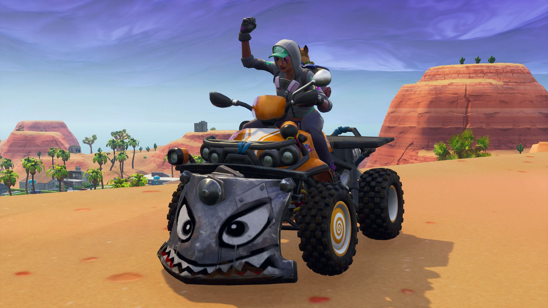 """Featured image for """"This day in Fortnite history: Quadcrasher releases"""""""